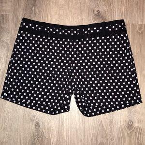 The Limited Polka Dot Shorts